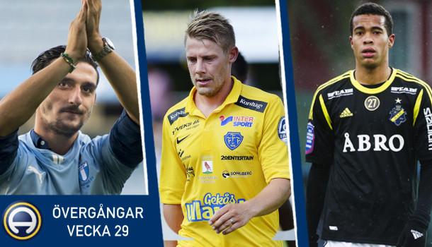 Allsvenska overgangar klubb for