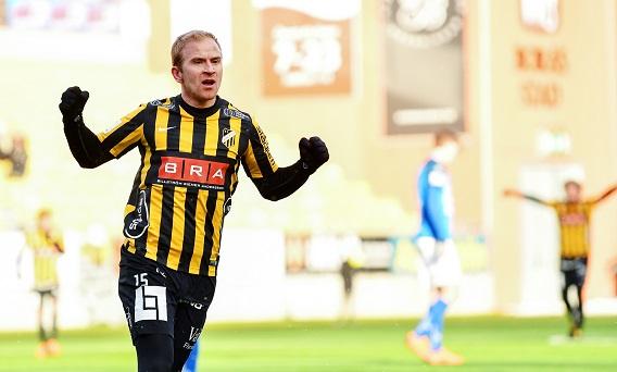 Hammarby tog sista kvartsfinalplatsen