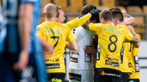 Soderqvist raddade poang i 93e minuten